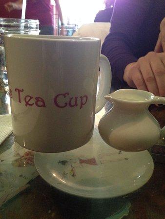 Alice's Tea Cup: The coffee mug