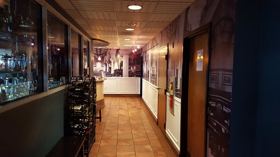 Asiago Tuscan Italian Restaurant Hostess Station
