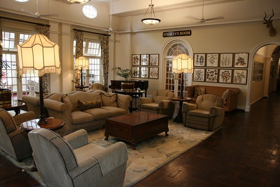 Bilde fra The Victoria Falls Hotel