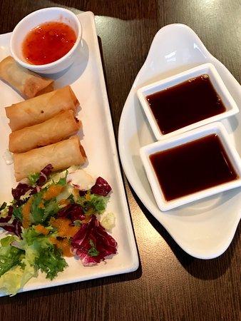 Islington picture of sen nin japanese teppanyaki sushi for Asian cuisine london
