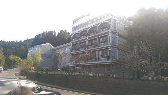 「alishan dengshan hotel」的圖片搜尋結果