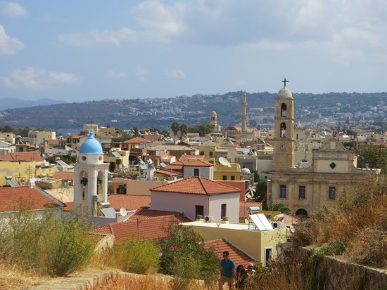 Chania Oldtown - Picture of Old Venetian Harbor, Chania ...