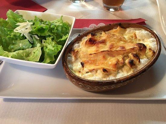 Restaurant Pizzeria du Vignoble: Délicieux