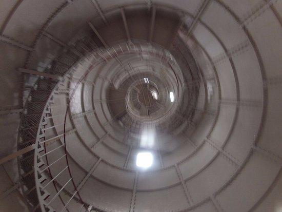 Poti, Georgië: המדרגות מלמטה