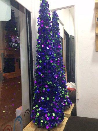 Arbol De Navidad Poletas Fotografia De Poletas Paletas - Arbol-de-navidad-artesanal
