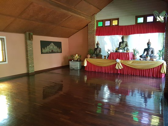 Joy's House: Yoga studio