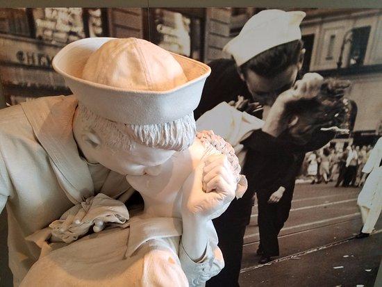 Abilene, KS: And more cast statues