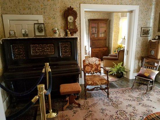 Abilene, Κάνσας: Family home in Kansas - Living room