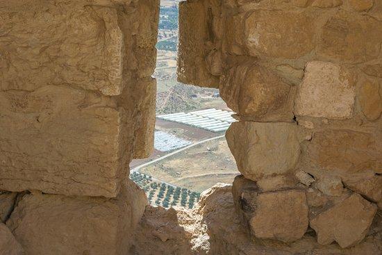 Karak Castle Jordanie