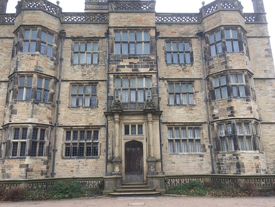 Padiham, UK: Gawthorpe Hall
