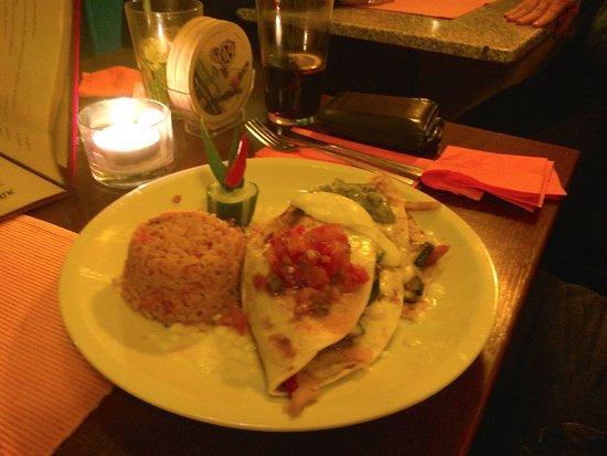 El Gordo Loco: Reis und Wrap einfach himmlisch!