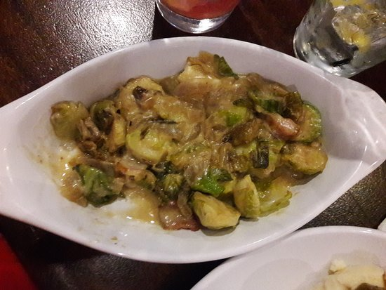 Park Ridge, IL: Added a side of brussel sprouts