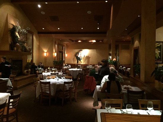 Cupertino, Kalifornien: Inside Restaurant