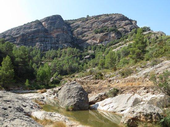 Arnes, Spagna: Parc Natural dels Ports