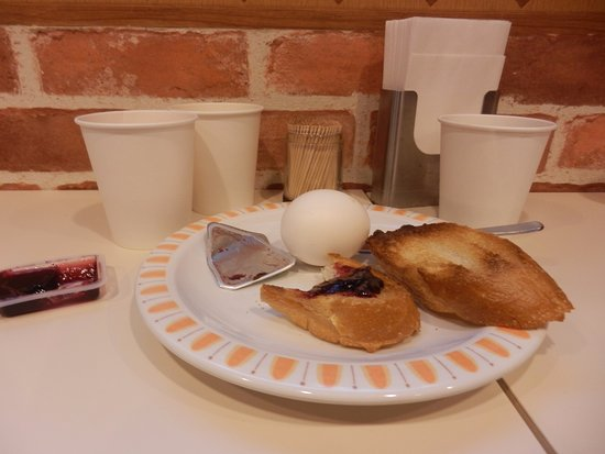 Hotel Wing International Korakuen: petit déjeuner en libre service