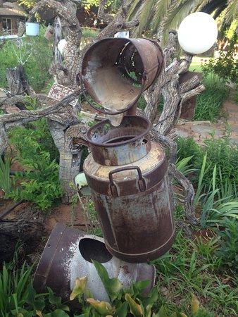 Kameelboom Lodge: Ausgefallene Ideen Im Schönen Garten