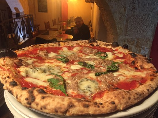 Sineu, Spain: Gorgonzola e Tonno