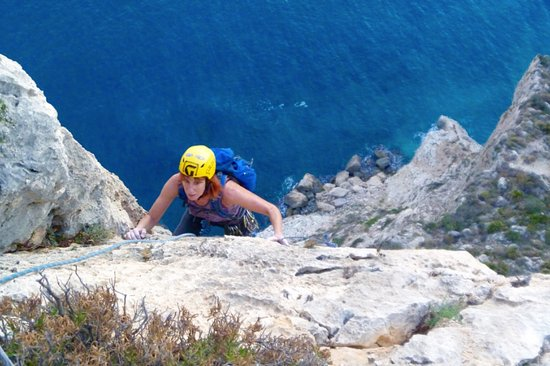 Ambleside, UK: Guided rock climbing holiday, Costa Blanca