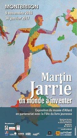 Montbrison, France: Expostion jusqu'au 30 janvier 2017
