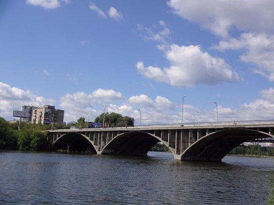 Makarovskiy Bridge