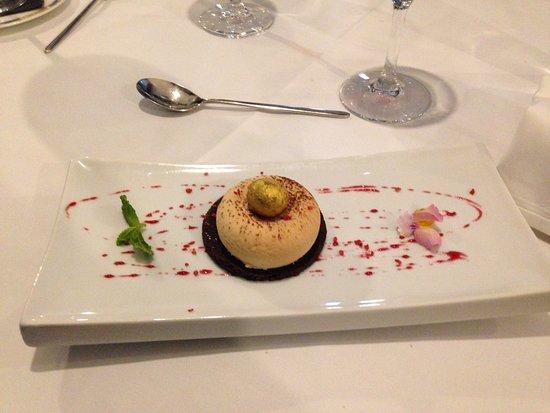 La Selva del Camp, España: Fantastic dessert