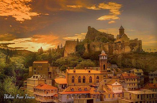 Туры в Тбилиси бесплатно