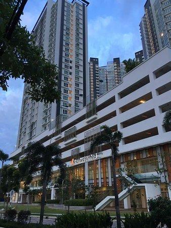 Danga Bay View Apartment