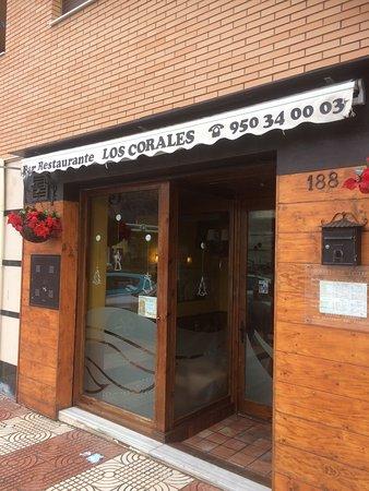 imagen Restaurante Los Corales en Roquetas de Mar