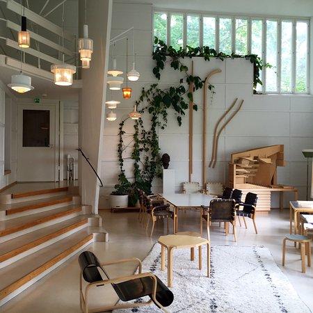 Alvar Aalto's studio - Picture...