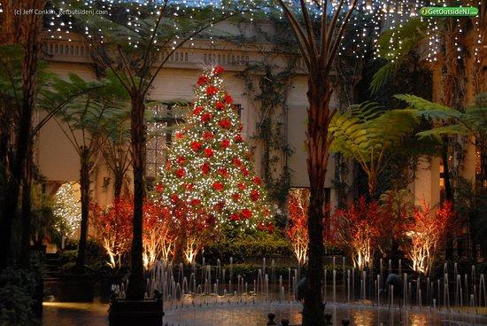 Кеннет-Сквер, Пенсильвания: Holiday decorations
