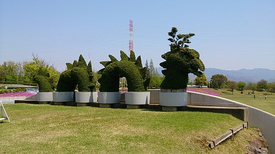 Dragon Park (Akasakadai Sogo Park)