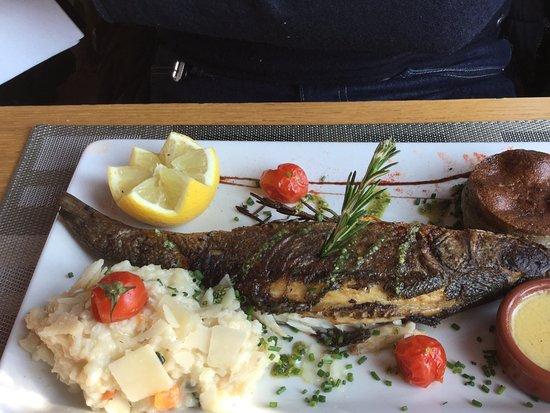 Campanus le aix les bains restaurant reviews phone for Bains les bains restaurant