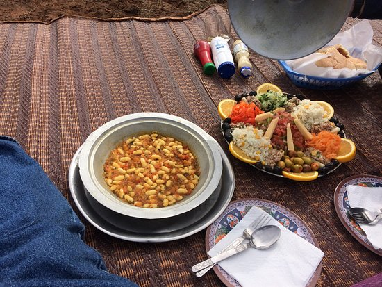 Imlil, Marruecos: lunch!