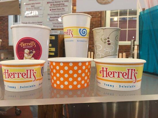 Herrell's Ice Cream & Bakery: Herrell's I