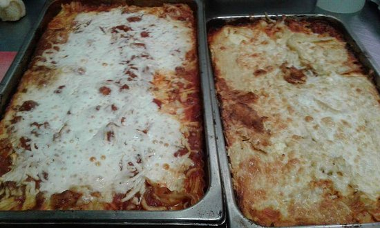 Sturgis, MI: This homemade Lasagna made the italian way
