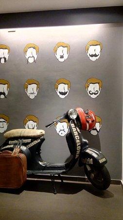 Don Moustache Hostel Photo