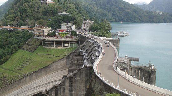Taoyuan, Taiwan: 水庫大壩