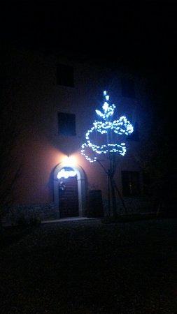 Monteveglio, Italy: Accoglienza serale