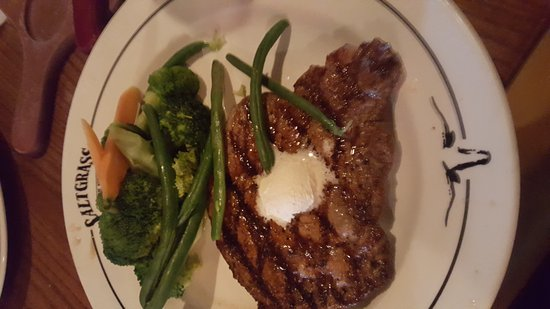 Saltgrass Steak House: 20161116_132506_large.jpg