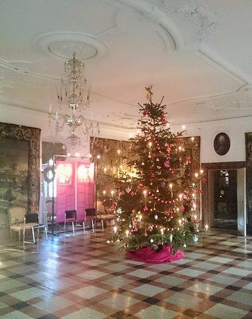 Gammel Estrup Danmarks Herregårdsmuseum: Jul i ridersalen