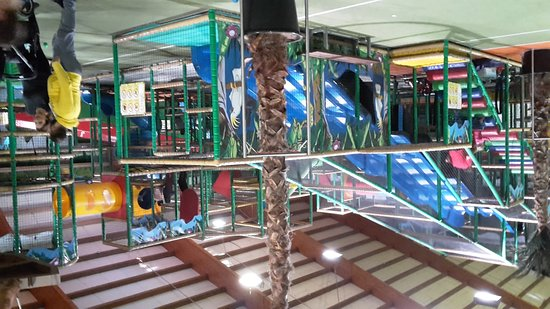 Pinocchio Indoor Kinderpark