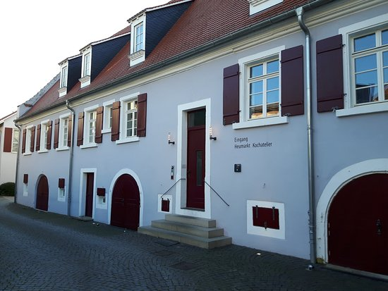 Deidesheim, ألمانيا: Nebentrakt Kochatelier