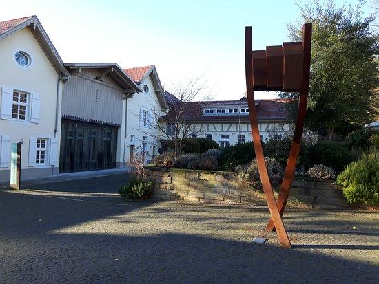 Deidesheim, ألمانيا: Innenhof