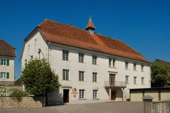 Bonfol, سويسرا: Bonfol Musée de la Poterie