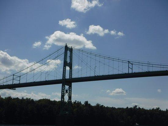 Gananoque, Canadá: Bridge