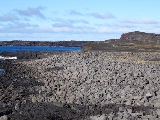 Grindavik, Islandia: Gunnuhver, heet water bronnen