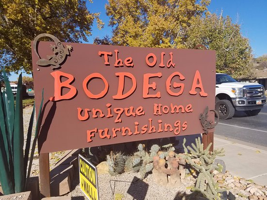 Santa Clara, Utah: old bodega