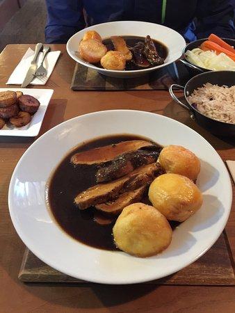 Authentic fantastic food !