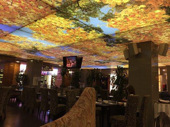 Serpukhov, Rusya: Итальянский ресторан EVOO