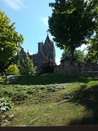 Boldt Castle and Yacht House: Beautiful